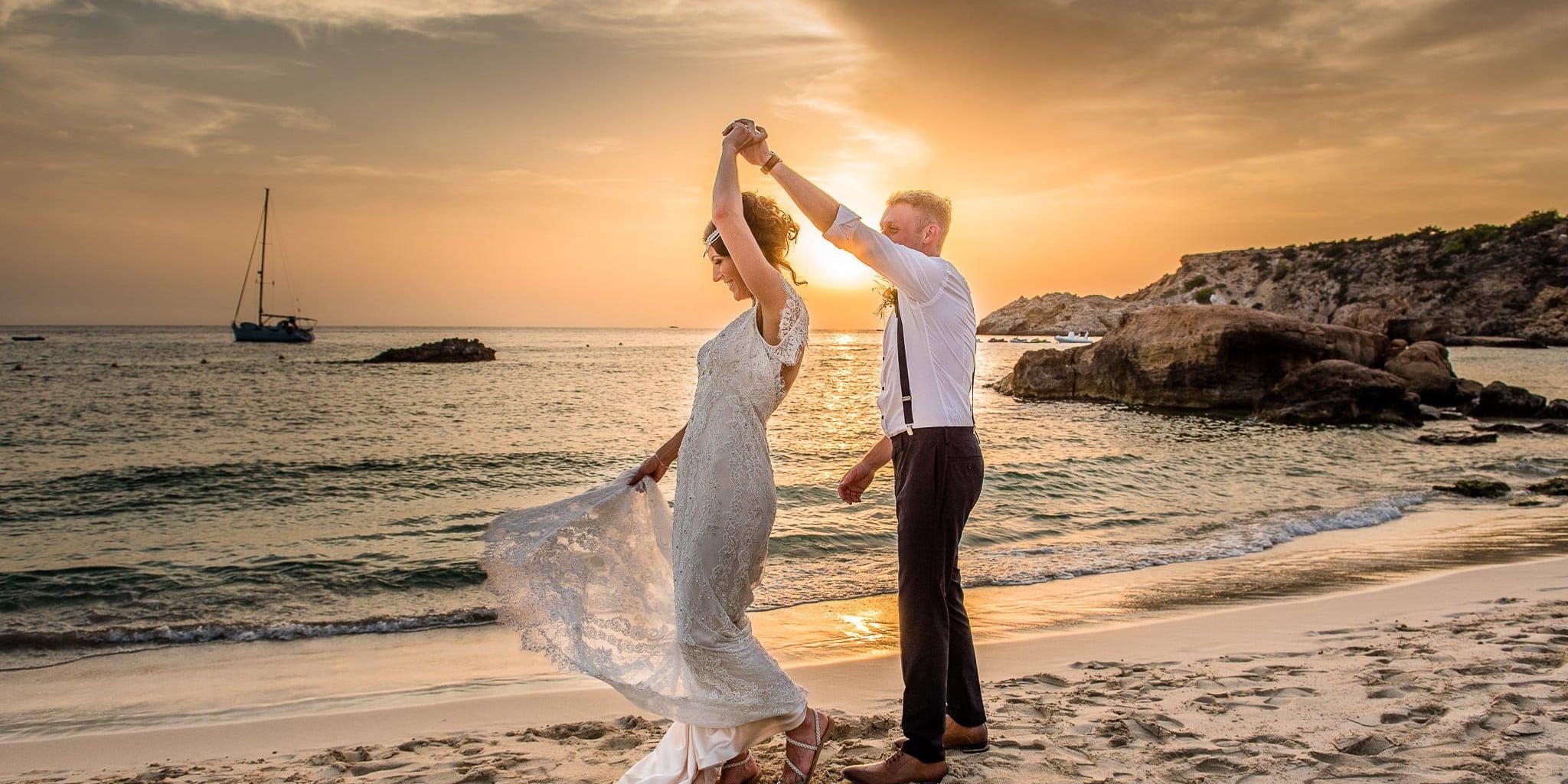 Ibiza Wedding Restaurante Casmila Cala Tarida