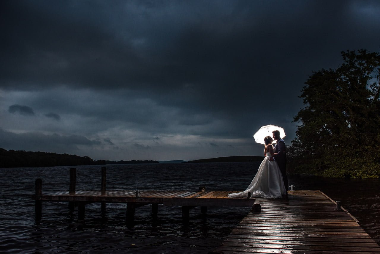Wedding Lusty Beg Island