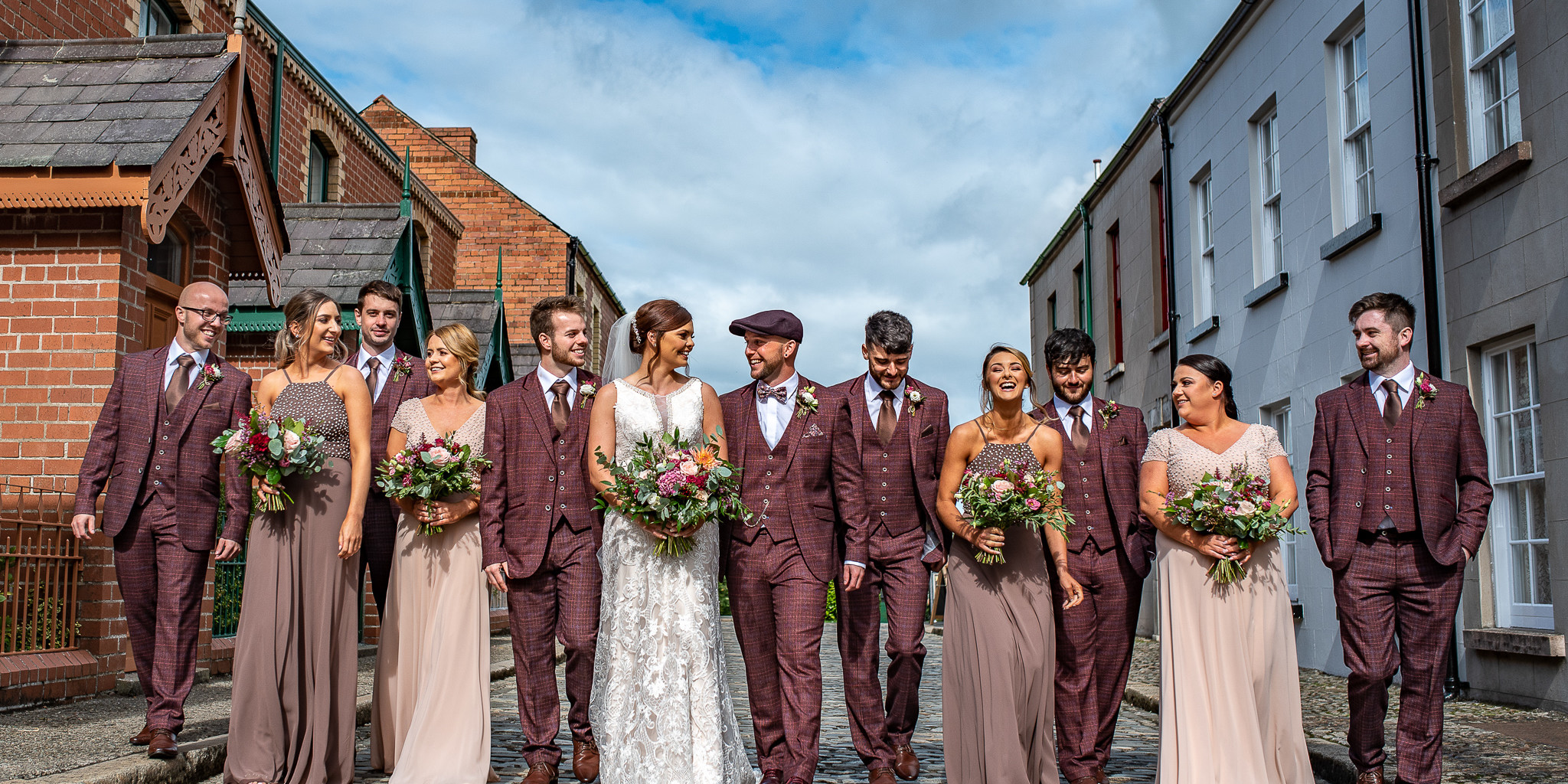 Cultra Manor Wedding